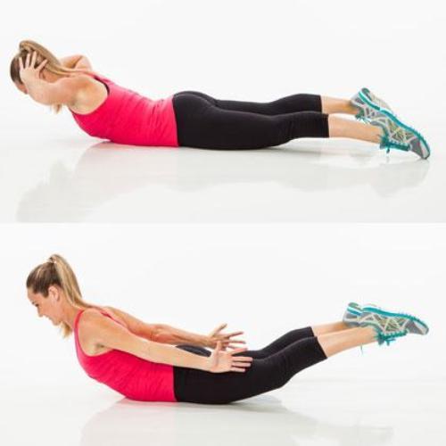 Bài tập trị đau lưng