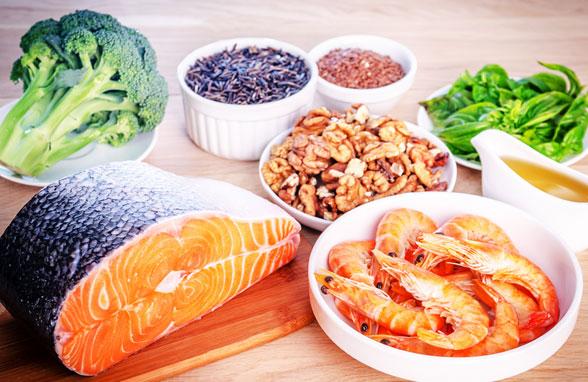 Bệnh đau lưng nên ăn gì?