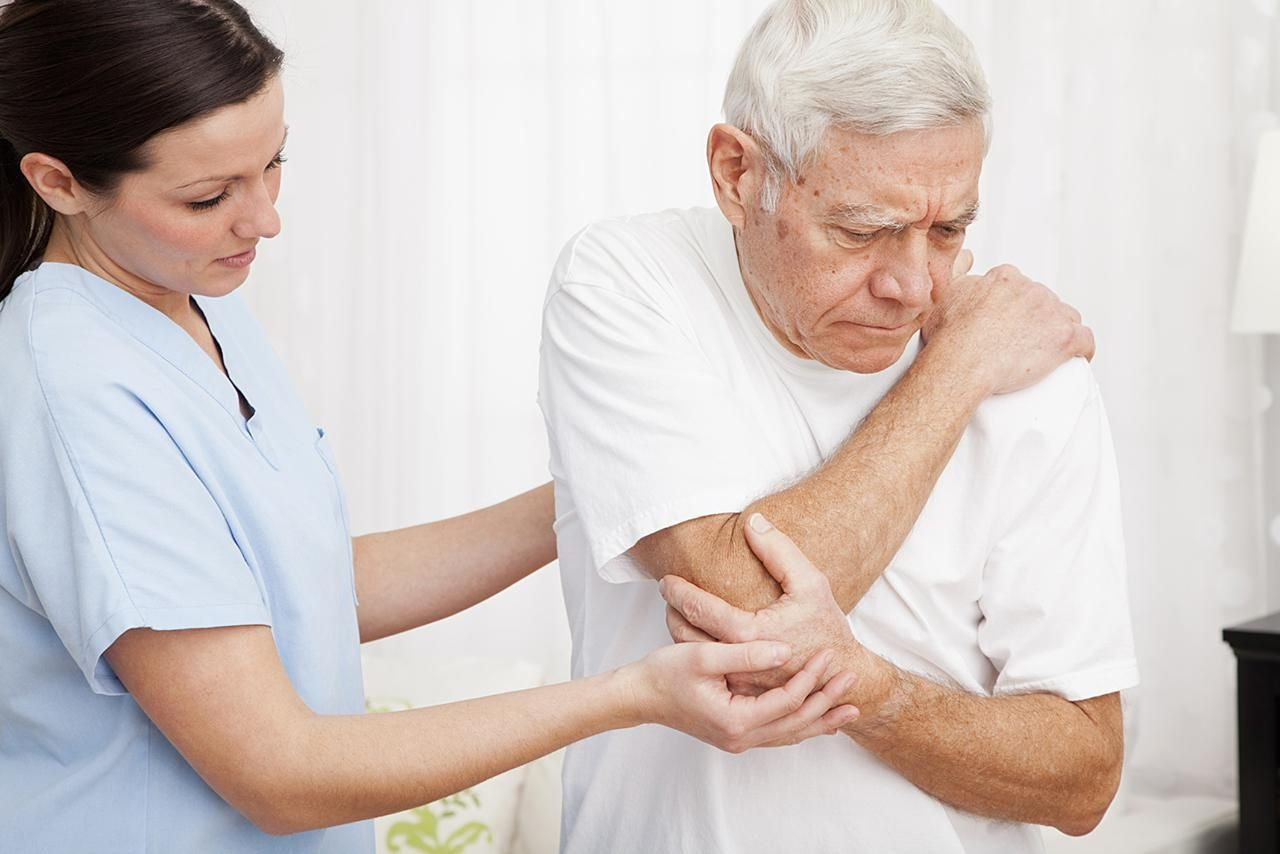 Kết quả hình ảnh cho người già đau xương khớp